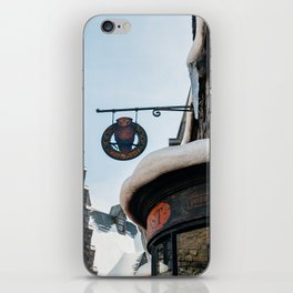 Owl Post iPhone Skin