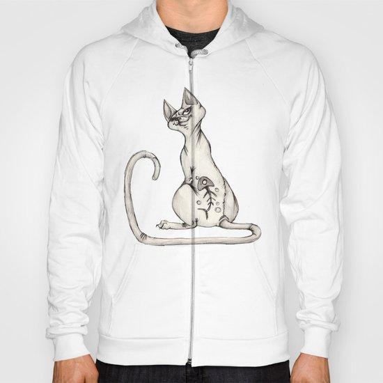 Cats with Tats v.1 Hoody