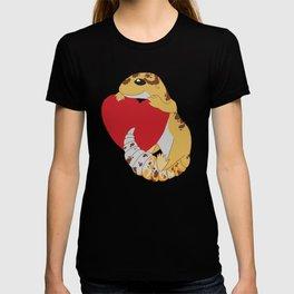 Leopard Gecko Love T-shirt