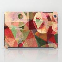 rio iPad Cases featuring Rio Doce by Fernando Vieira