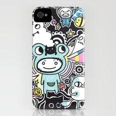 Adventure Remix Slim Case iPhone (4, 4s)