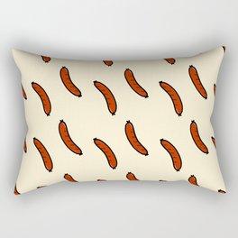 Sausages Rectangular Pillow