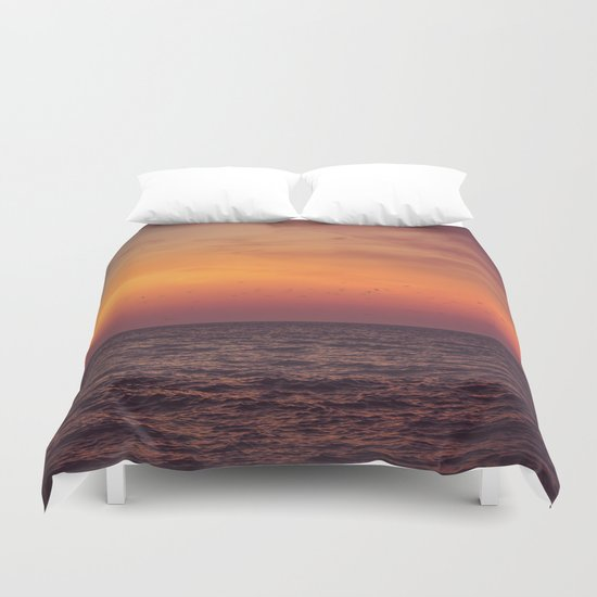 In Search Duvet Cover