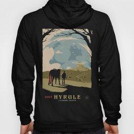 Visit Hyrule Hoody
