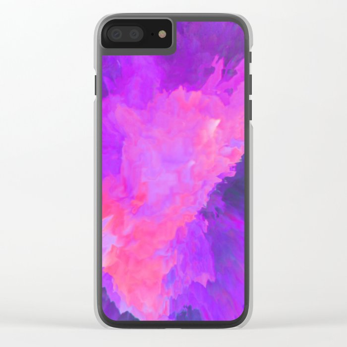 Livin High Clear iPhone Case