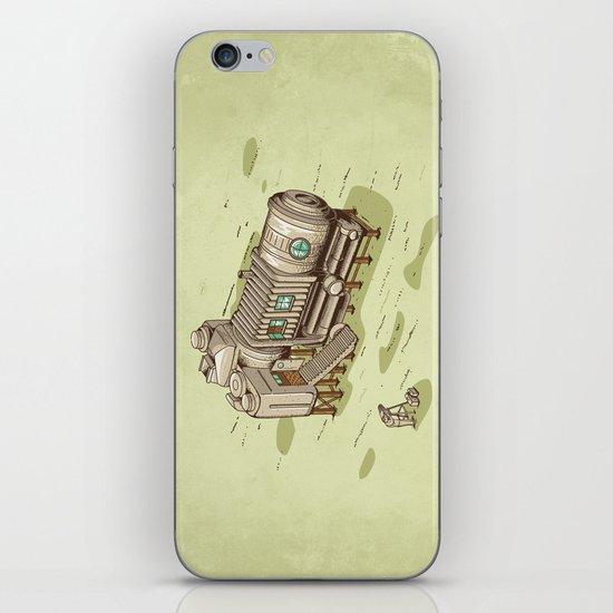 Cam Suite iPhone & iPod Skin
