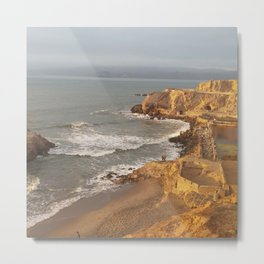 Cliff House Metal Print