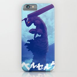 Berserk Moon iPhone Case