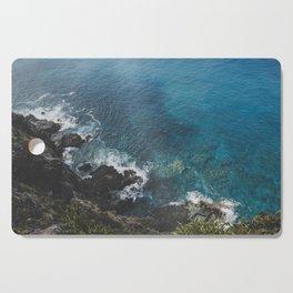 Blue Gem of Hawaii Cutting Board
