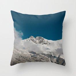 A Winter's Tale Throw Pillow