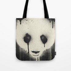 PANDA STARE Tote Bag