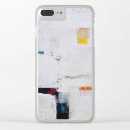 Inner Workings II Clear iPhone Case