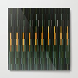 Kaleidoscope | Floribunda Metal Print