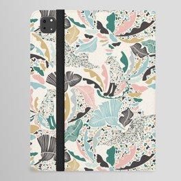 Surreal Wilderness / Colorful Jungle iPad Folio Case
