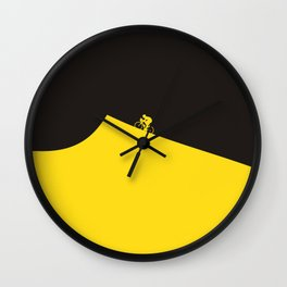 Yellow Jersey I Tour de France Wall Clock