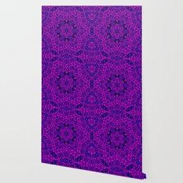 Pink and Purple Kaleidoscope Wallpaper