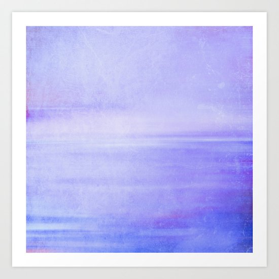 colour infusion IV Art Print
