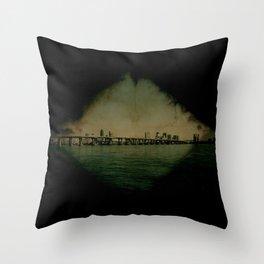 Jacksonville  Throw Pillow