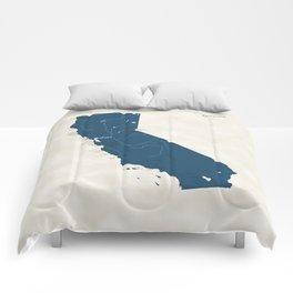 California Parks - v2 Comforters