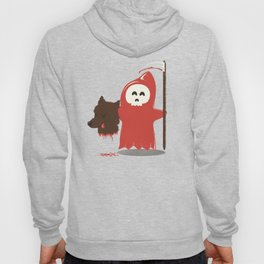 Little Death Riding Hood Hoody