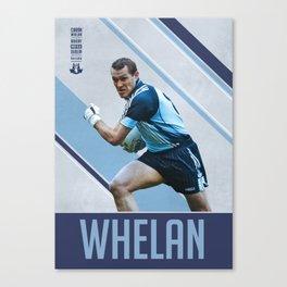 GAA Posters – Ciaran Whelan Canvas Print