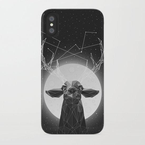 The Banyan Deer iPhone Case