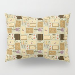 Snail Mail Pillow Sham