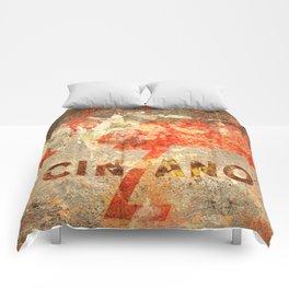 Cinzano - Vintage Vermouth Comforters