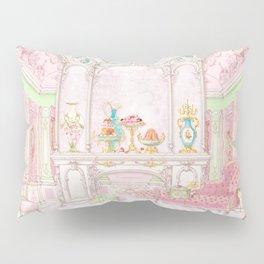 Paris Pink Patisserie Pillow Sham