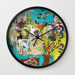 Kaos Wall Clock
