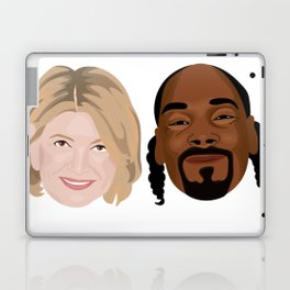 Snoop Dogg and Martha Laptop & iPad Skin