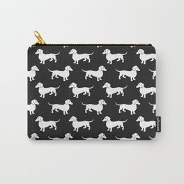 Dachshunds All Over Carry-All Pouch