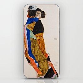 Egon Schiele - Moa iPhone Skin