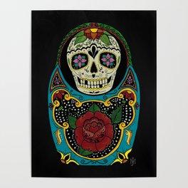 Mexican Matryoshka Poster