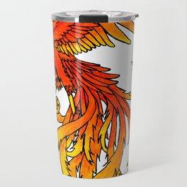 Phoenix #4 Travel Mug