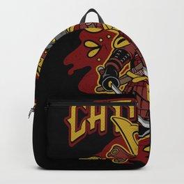 Catmurai Backpack