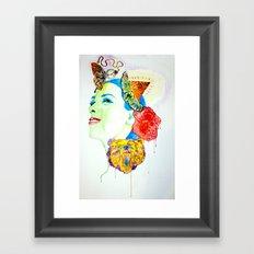 New Bear Framed Art Print