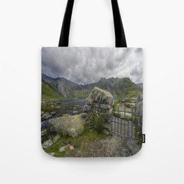 Gate To The Lake Tote Bag