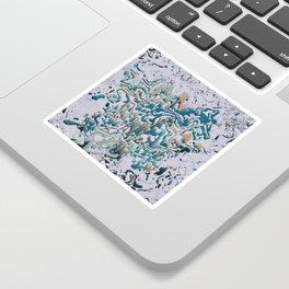 XĪ_3 Sticker