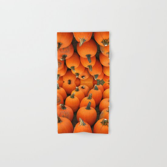 Plenty of Pumpkins! Hand & Bath Towel