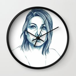 Wentworth | Allie Novak Wall Clock