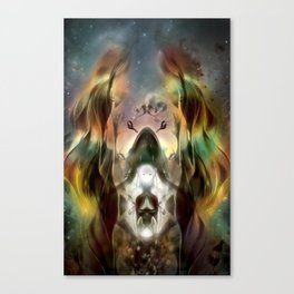Silent Tranquility  Canvas Print