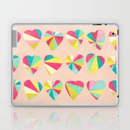 Some Hearts Laptop & iPad Skin