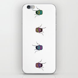 Psychedelic Flies 4 in 1 iPhone Skin