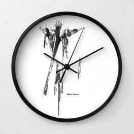 Abstract Series I Wall Clock