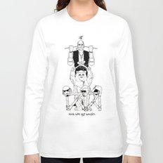 Mick was NOT amused (#8). Long Sleeve T-shirt