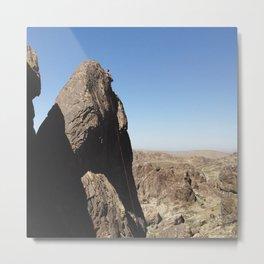 Sawtooth Canyon Metal Print
