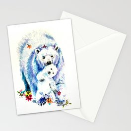 Mama Bear Lovin Stationery Cards