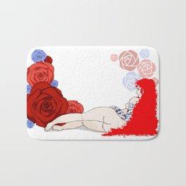Rose Maid Bath Mat