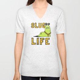 Slug Life Unisex V-Neck